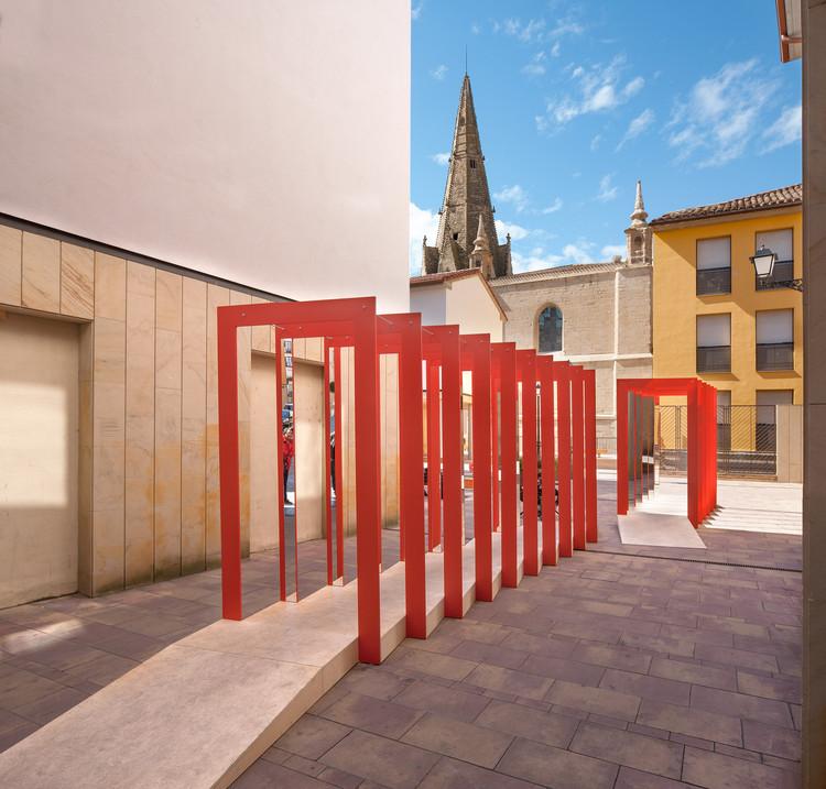 Domingo y Antonio García-Pozuelo nos trasladan a los orígenes de Logroño a través de 'Ciudad Itinerario', © Josema Cutillas