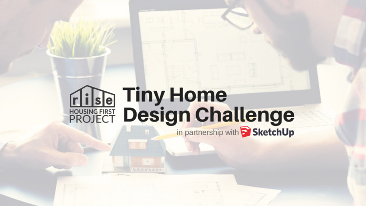 Call for Entries: Rise Tiny Home Design Challenge, Rise Tiny Home Challenge. Credit: Rise Home Design Inc.