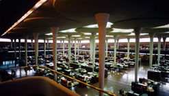 Clássicos da Arquitetura: Edifício Administrativo S.C. Johnson and Son / Frank Lloyd Wright