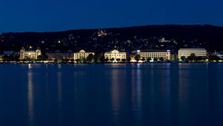 How Zurich's Understated Night Lighting Strategy Enhances Local Identity