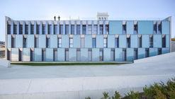 Jaizkibel Student Dormitory / Otxotorena Arquitectos