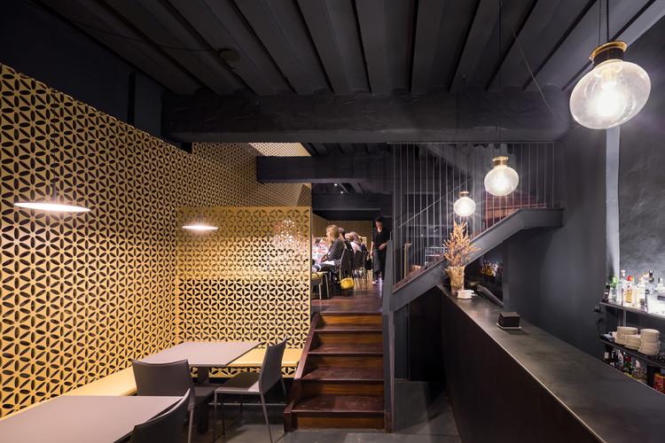 Restaurante Ábaco  / GVG Estudio, © Rubén Pérez Bescós