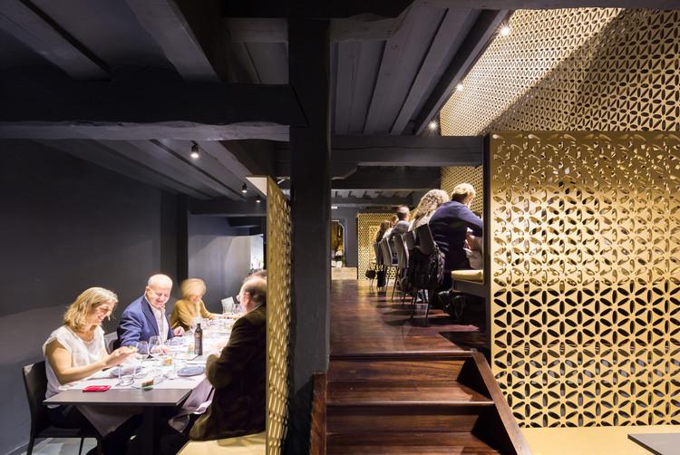 Ábaco Restaurant / GVG Estudio, © Rubén Pérez Bescós