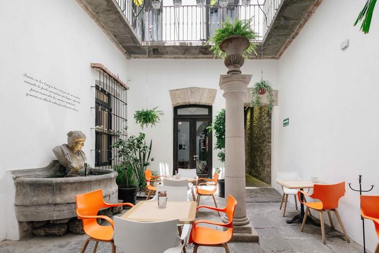 Casa Pilastra / Neorestauro Estudio, © Amy Bello