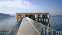 Am Kaiserstrand Bathhouse / Lang+Schwaerzler