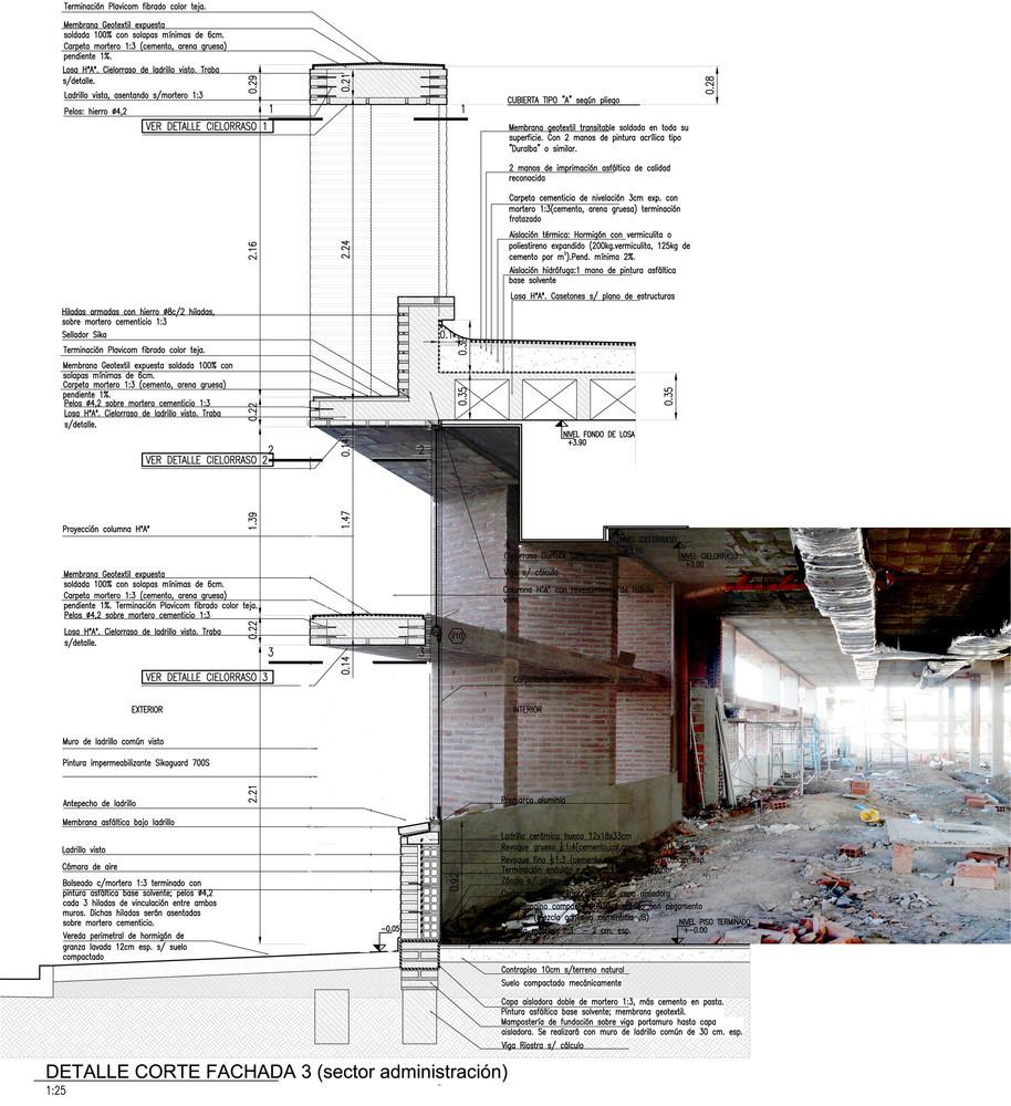 Galer a de 10 ejemplos en la representaci n arquitect nica for Tecnicas de representacion arquitectonica pdf