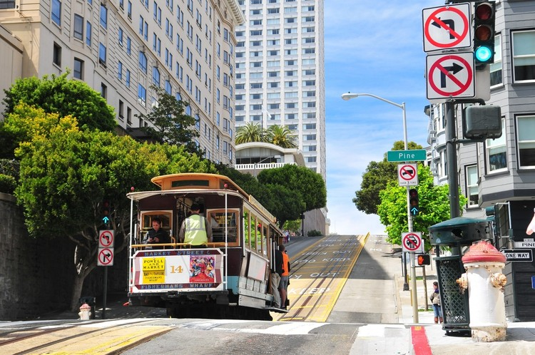As 25 cidades mais bem preparadas para o futuro, segundo a AT Kearney, San Francisco, Califórnia, lidera o ranking da AT Kearney das cidades mais bem preparadas para o futuro. Foto via Visualhunt. Domínio Público