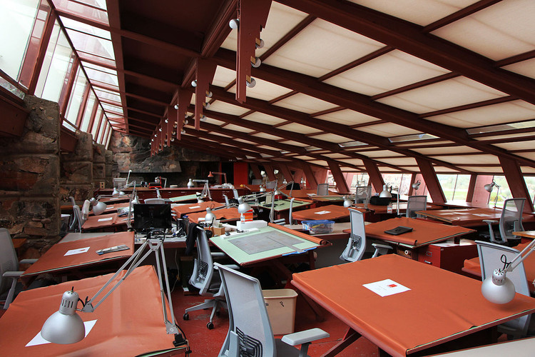 26 Things You Didn T Know About Frank Lloyd Wright Archdaily