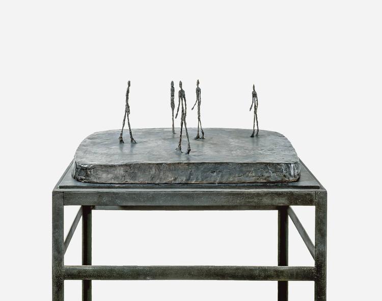 """Curso Livre:  Arte e Imagem na Estética do Século XX, Alberto Giacometti, """""""" (1947-8)"""