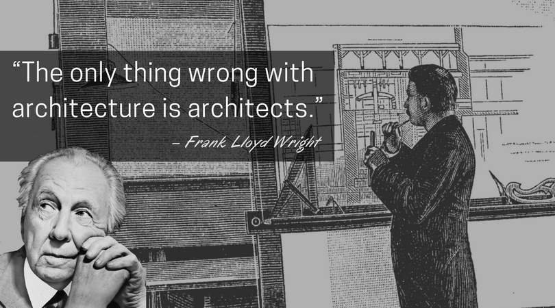 Gallery of inspirational frank lloyd wright quotes for - Frank lloyd wright structures ...