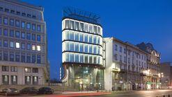 Office and Retail Building Nowy Świat 2.0  / AMC – Andrzej M. Chołdzyński