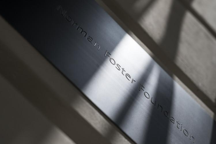 Inaugurada la sede de la Fundación Norman Foster en Madrid, © Guillermo Rodríguez