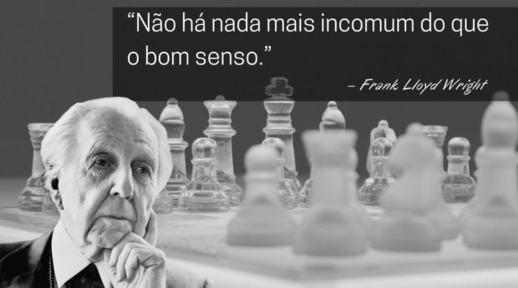 Frases inspiradoras de Frank Lloyd Wright para qualquer situação