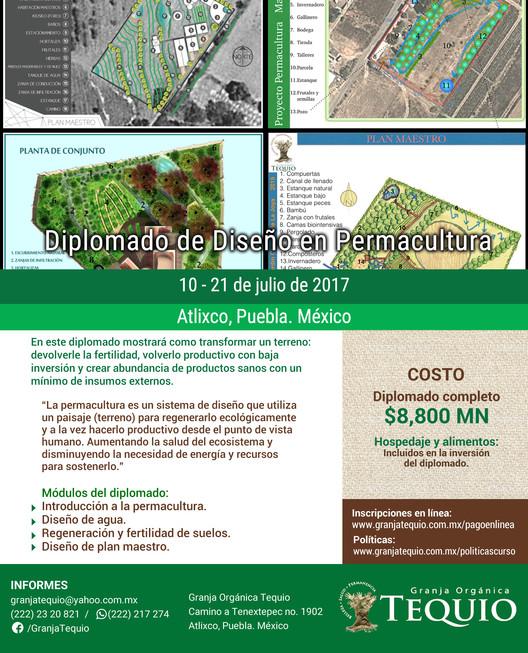 Diplomado de diseño en Permacultura, Granja Tequio