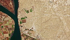 6 Endangered World Heritage Sites as Seen from Space