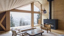 Casa Montaña / Studio Razavi architecture