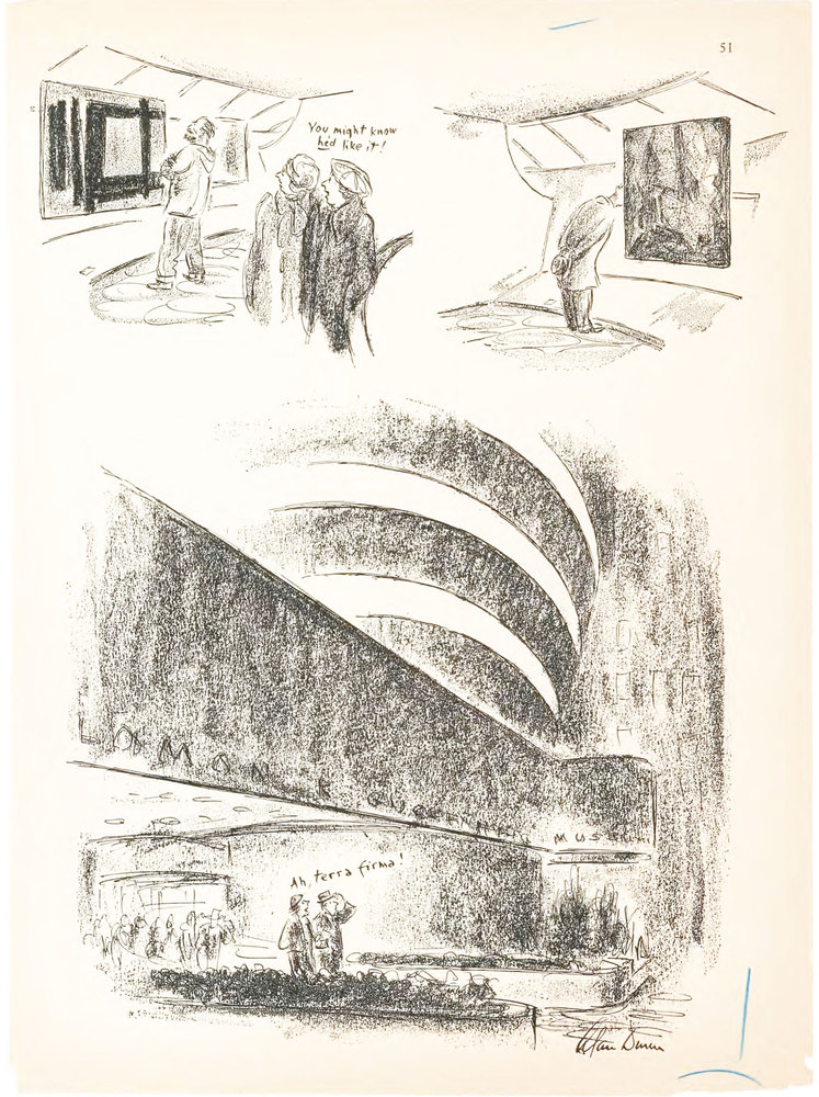 wholesale dealer fe139 0d019 Gallery of The New Yorker Cartoon That Accompanied the ...