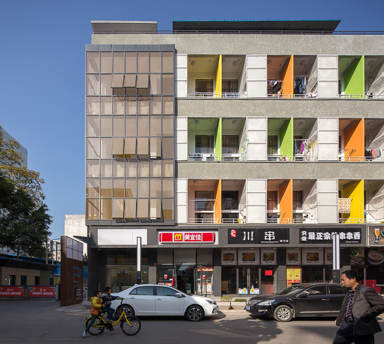 Tangxia Vanke Port-Apartment / PBA Architects + Tumushi Architects, © Zhang Chao