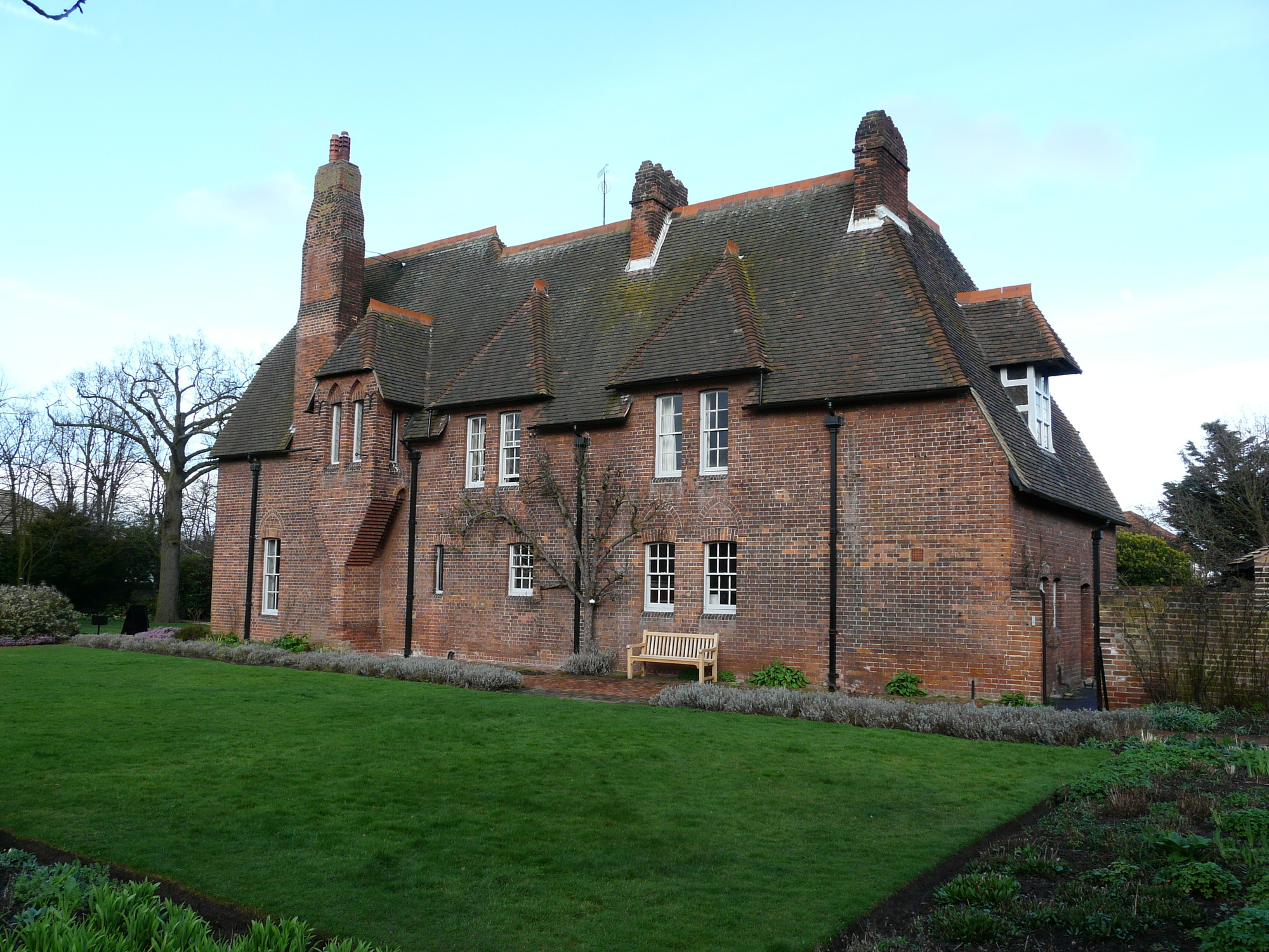 Gallery of AD Classics: Red House / William Morris and ...