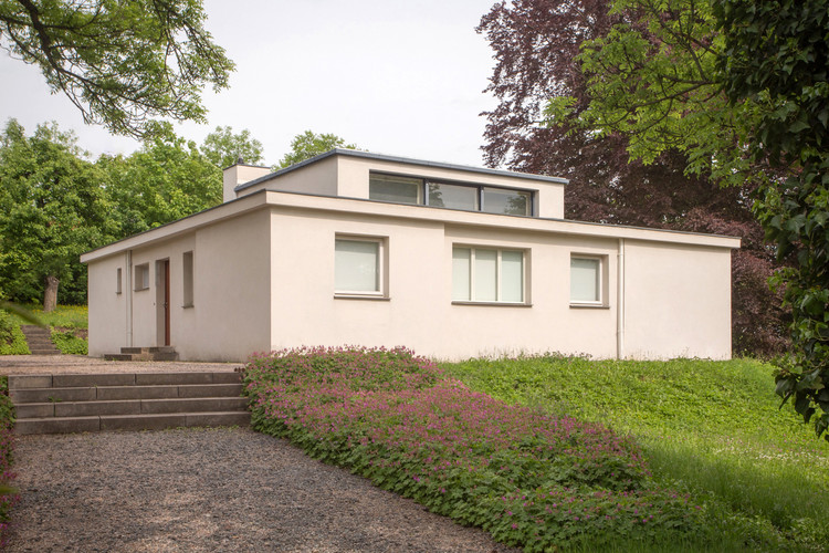 Haus Am Horn Weimar ad classics haus am horn georg muche archdaily