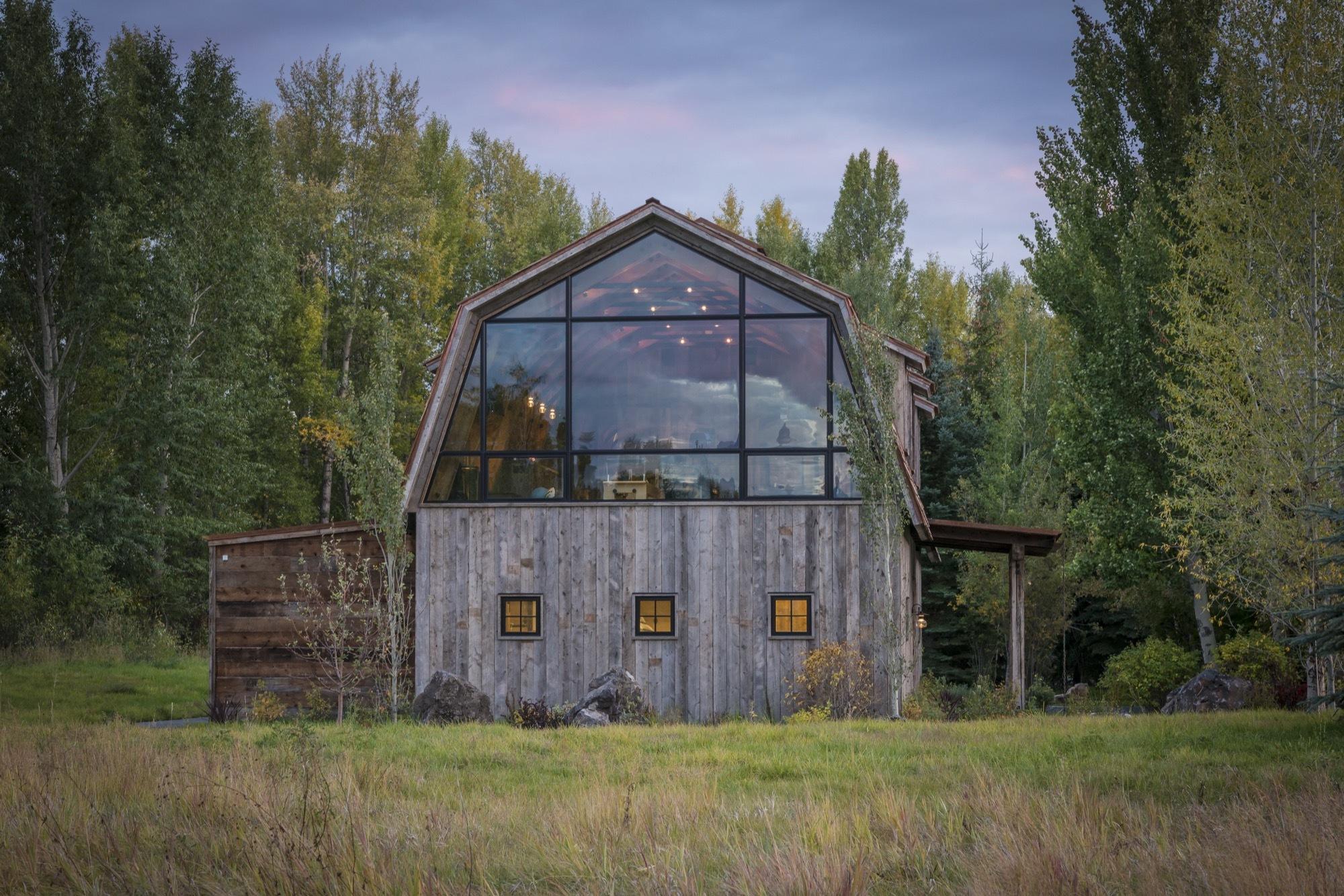 Gallery Of The Barn Carney Logan Burke Architects 20