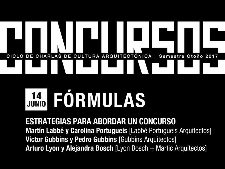 CONCURSOS: Gubbins Arquitectos + LabbéPortugueis + LyonBosch | CCCA USS |  Otoño 2017 , Escuela de Arquitectura, Universidad San Sebastián [EA USS]