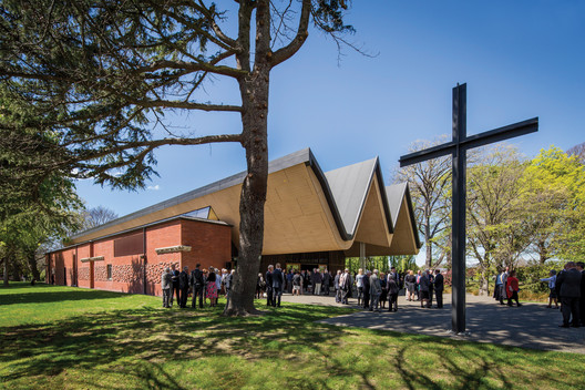 Capilla Centenaria de la Universidad de San Andrés / Architectus