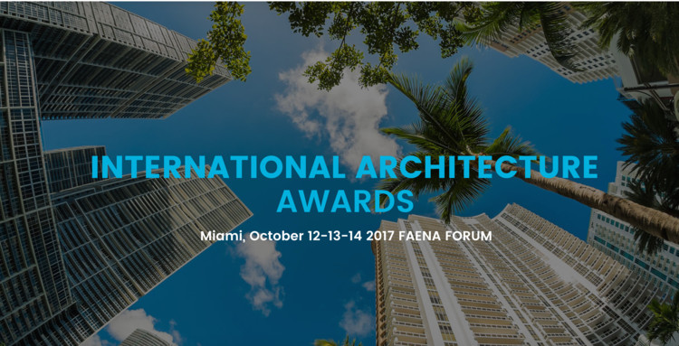 Open Call for ARCHMARATHON 2017, Americas