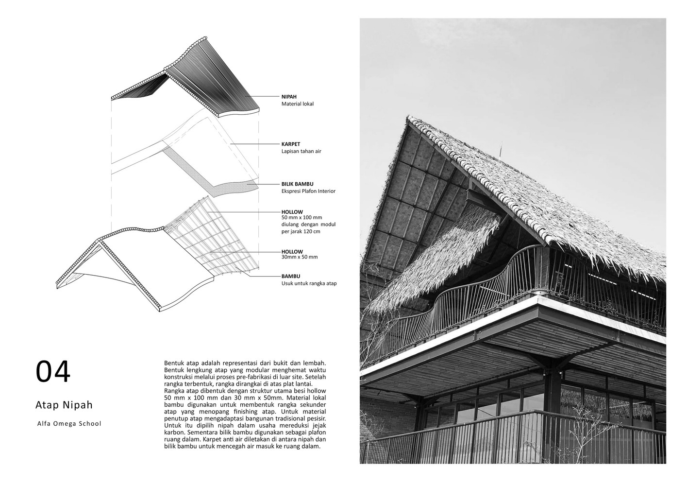 Gallery of school of alfa omega raw architecture 72 school of alfa omegacourtesy of raw architecture ccuart Image collections