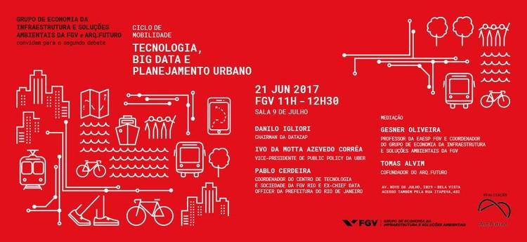Ciclo de Mobilidade - Tecnologia, Big Data e Planejamento Urbano,  Ciclo de Mobilidade Urbana - Big Data, Tecnologia e Planejamento Urbano