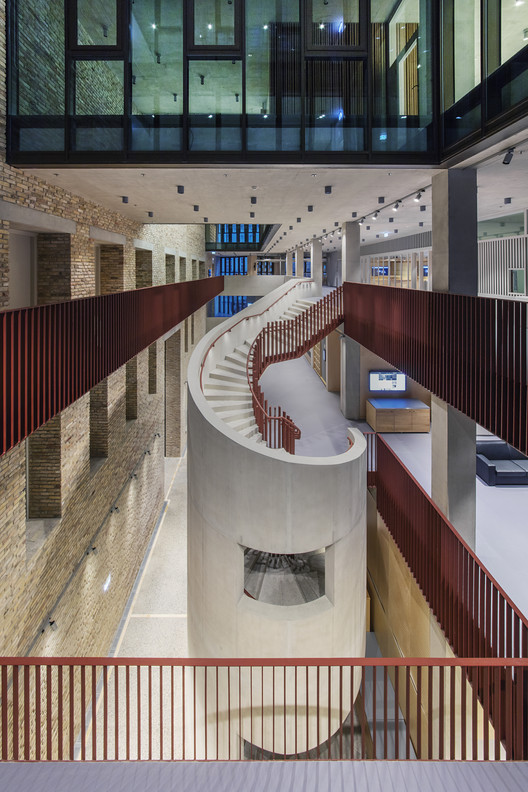 Central European University / O'Donnell + Tuomey