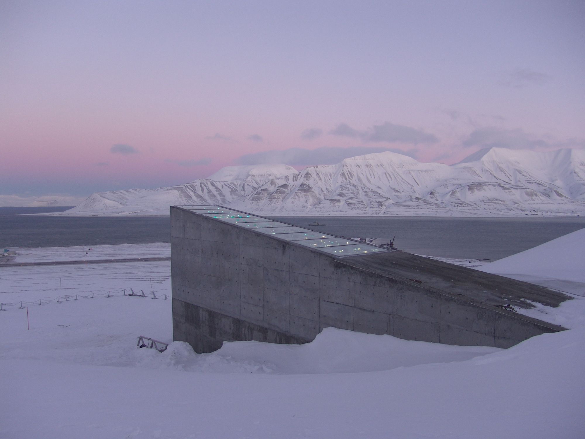 Svalbard Doomsday Seed Vault To Receive Multi Million Dollar