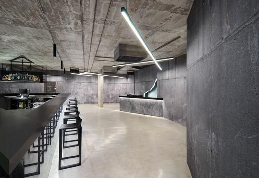 D3 Lounge Project / Minimal Studio