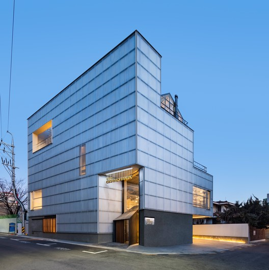 Hyundai Card - Cooking Library  / Blacksheep +  One O One Architects