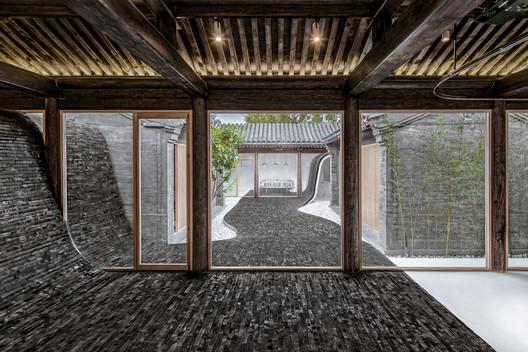 Recepción. Imagen © Wang Ning, Jin Weiqi