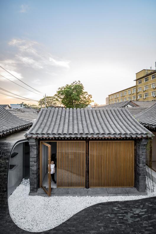 Patio. Imagen © Wang Ning, Jin Weiqi