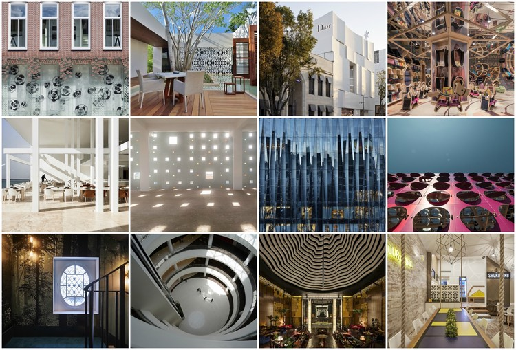Prix Versailles Celebrates 12 Projects for Their Outstanding Commercial Architecture , Courtesy of Prix Versailles