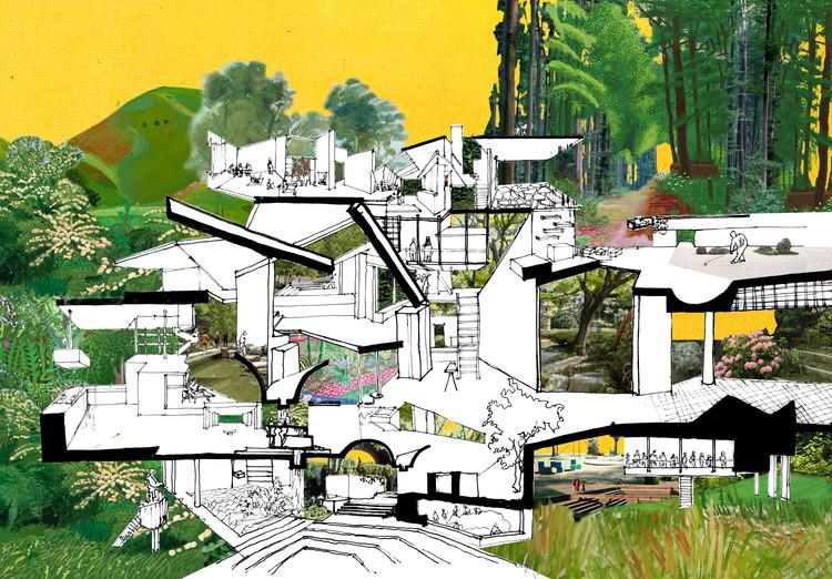 Conoce la propuesta de Tatiana Bilbao Estudio para 'Experimenta Urbana', Cortesía de Experimenta Urbana