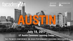 Facades+AM Austin Conference