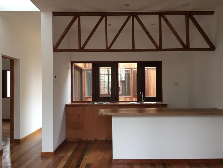 Casa Libertad / Daiber & Aceituno Arquitectos, © Diego Daiber L