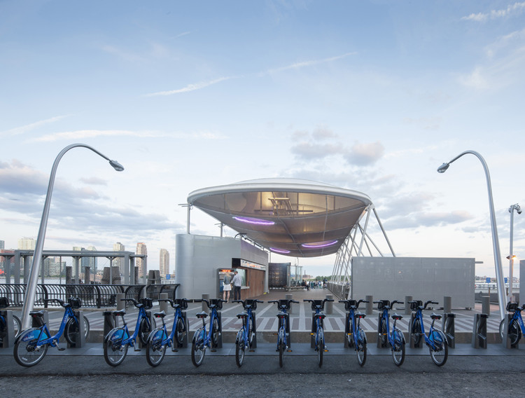 East 34th St Ferry Terminal / Kennedy & Violich Architecture