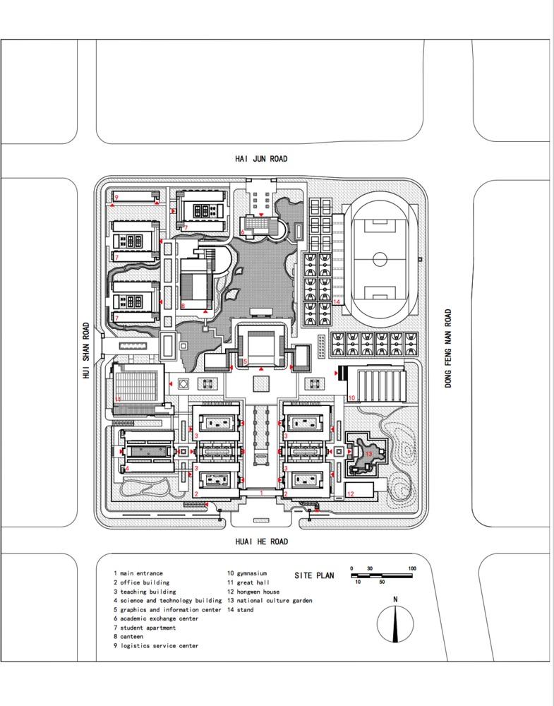Marina Gate 1 Floor Plans
