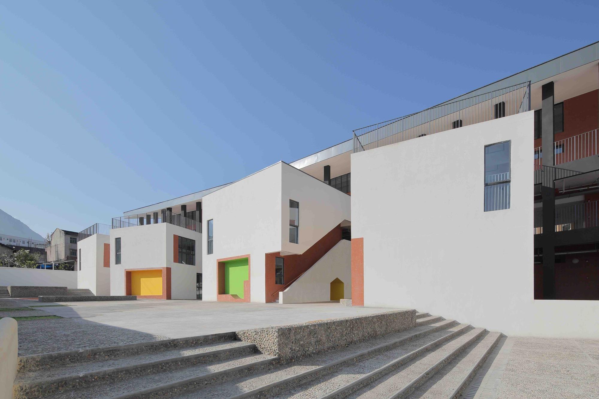 Gallery of jixian kindergarten atelier y 1 for Modern home decor hangzhou