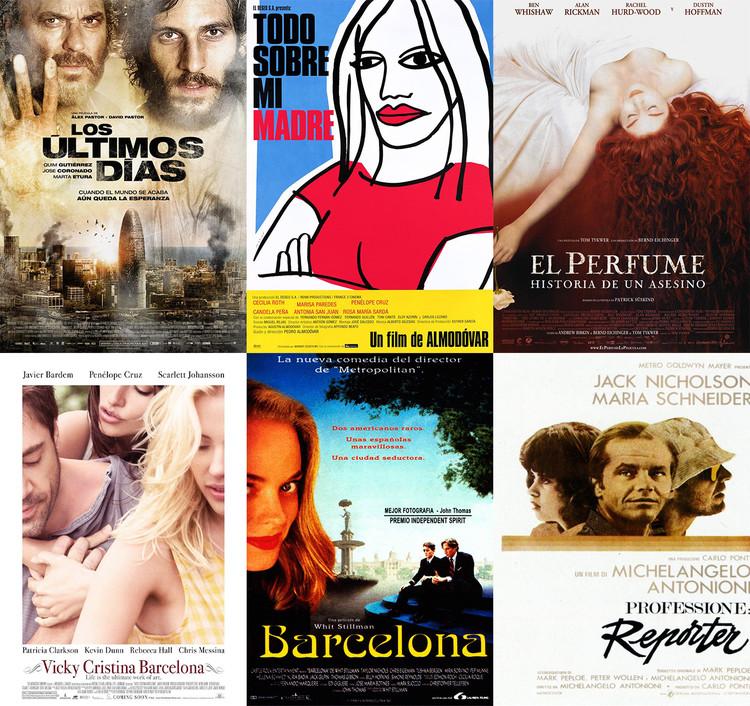 Las calles de Barcelona en 10 películas, © Uso Legítimo