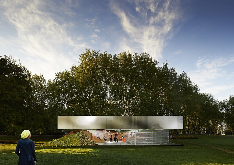 Rem Koolhaas and David Gianotten Reveal OMA's Design for Australia's MPavilion 2017, © OMA