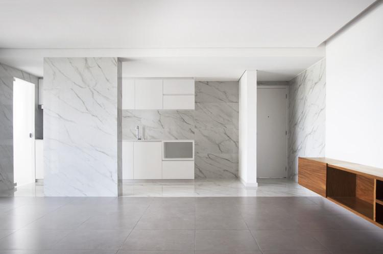 Apartamento Lubich / Território Arquitetos, © Yuri Mori