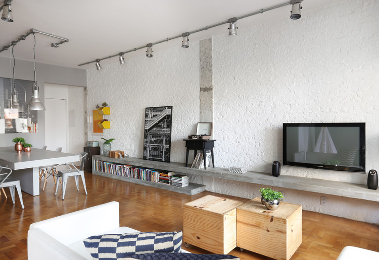 Apartamento Jardins / Breves Arquitetura, © Mariana Orsi