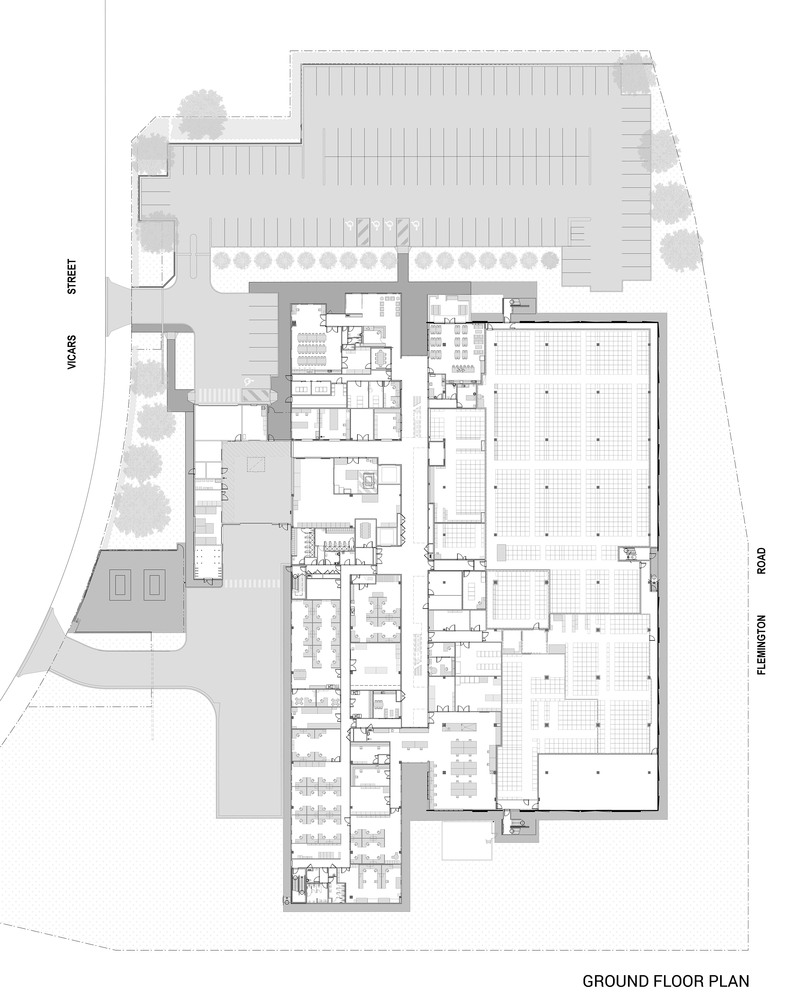 Gallery Of National Archives Preservation Facility May Russell Architects 21