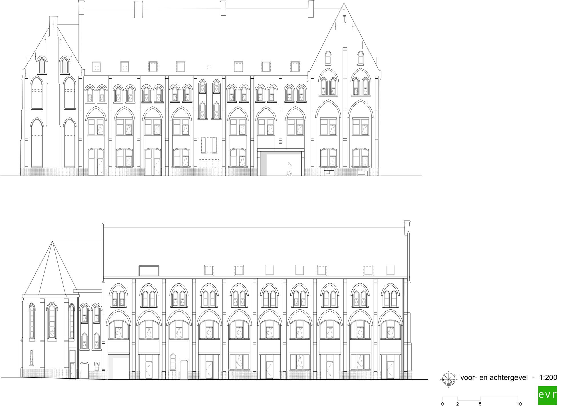 Gallery of BuBaO Sint-Lievenspoort / evr-Architecten