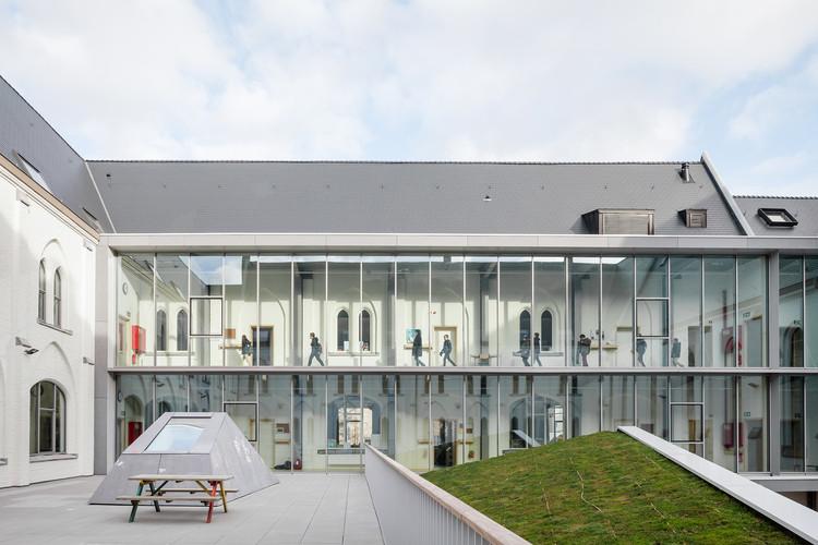 BuBaO Sint-Lievenspoort / evr-Architecten + Callebaut Architecten, © Stijn Bollaert